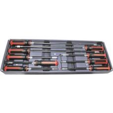 AT5009 Flexible Shaft Spinner Handle Set