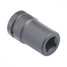 1″ Dr. 22mm Square Budd Wheel Socket 90mmL