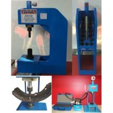 Pnuematic Brake Shoe Rivetting Machine