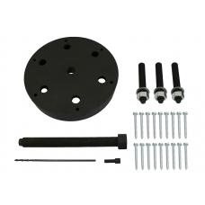 Cummins 3164780 ISX QSX ISX15 ISX12 Rear Crankshaft Seal & Wear Sleeve Installer & Seal Remover Tool Alt