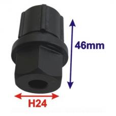 Knorr-Bramse Disc Brake Caliper Adjuster Socket