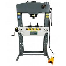 Air/Hydraulic Press 75,000kg