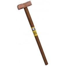 10LB Copper Sledge Hammer C/W 900mm Wooden Handle