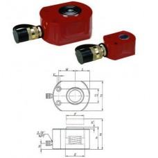 20 TON Low Profile Spring Return Hydraulic Cylinder