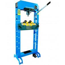 30,000kg Air Hydraulic Workshop Press
