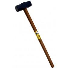 10LB Sledge Hammer C/W 900mm Wooden Handle