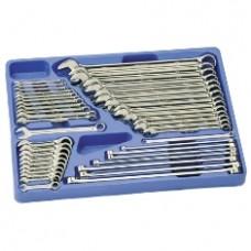 Genius 44 pc Metric Combination Wrench Set